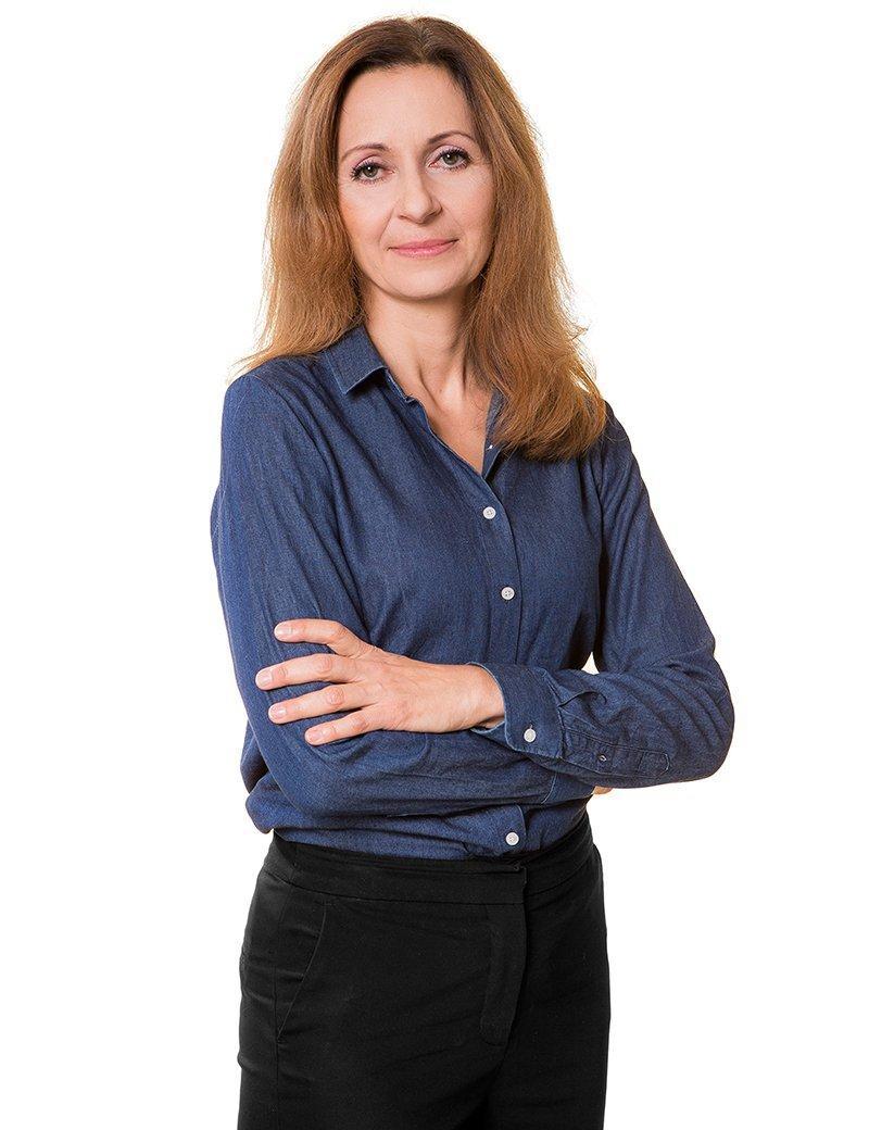 Joanna Maciejewska-Sova - Lekarz, specjalista psychiatra