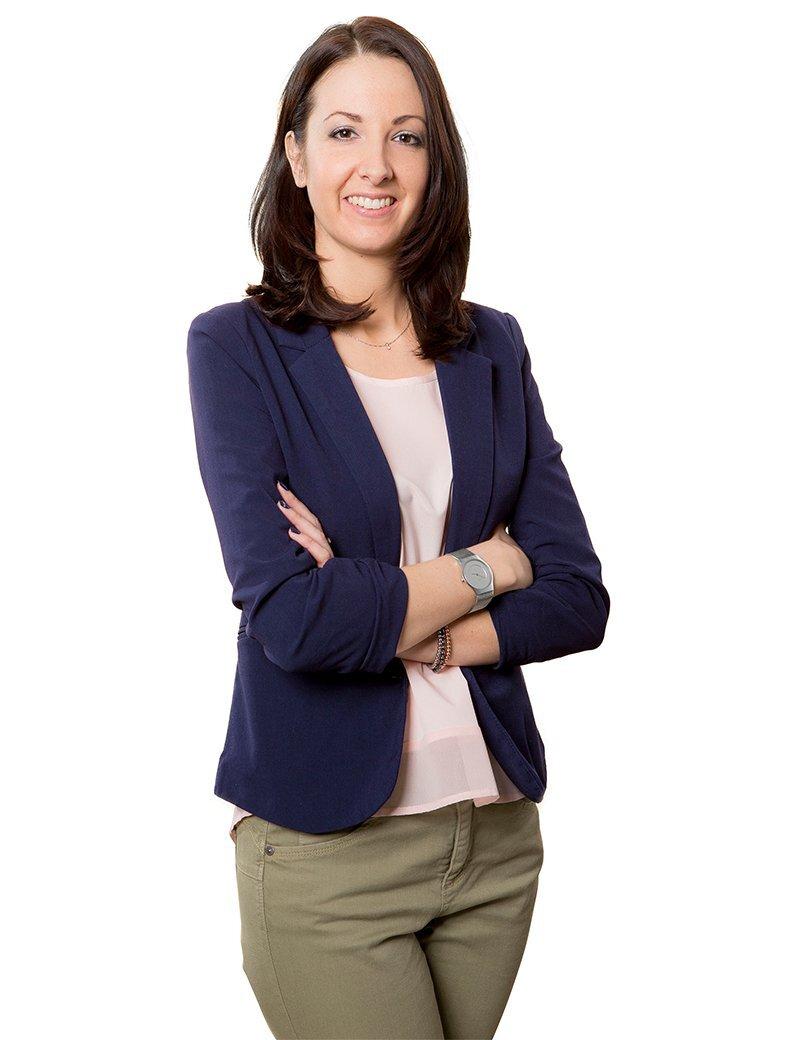 Katarzyna Troć - Psycholog