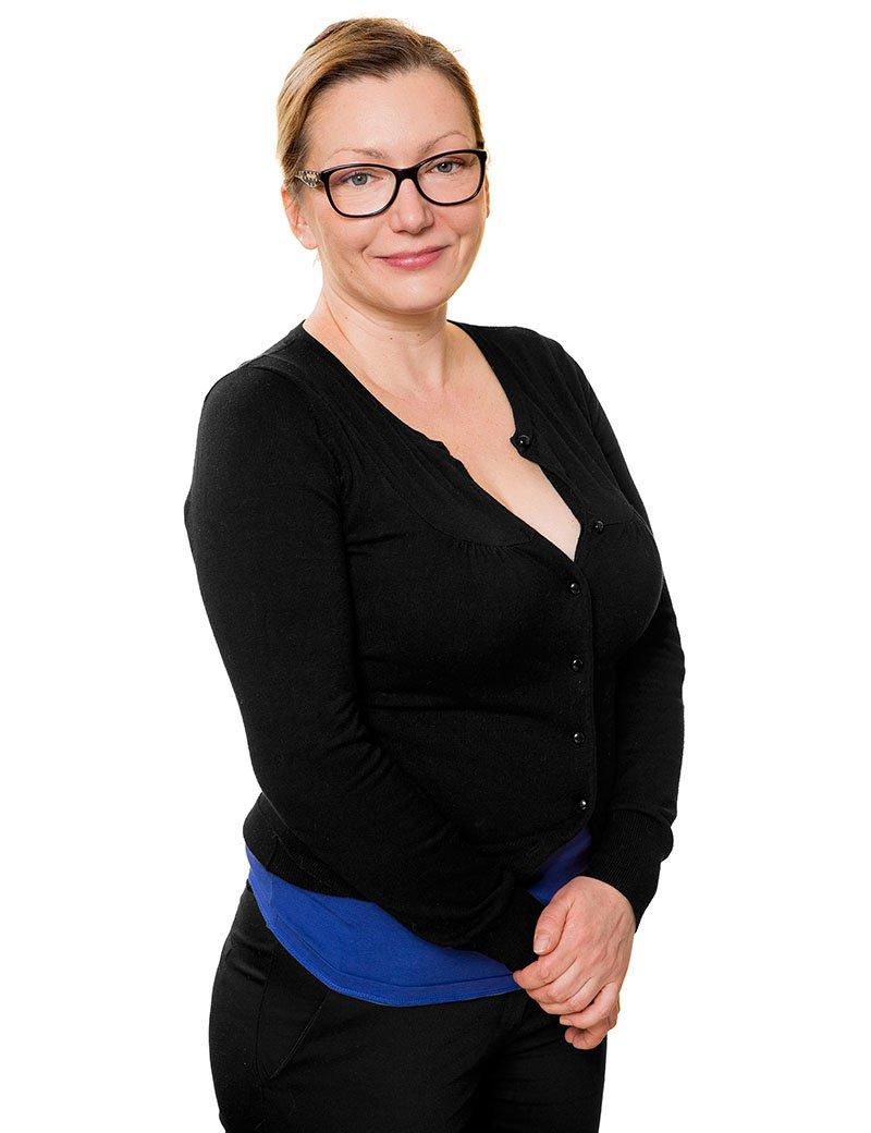 Agnieszka Płaneta - Sekretariat medyczny