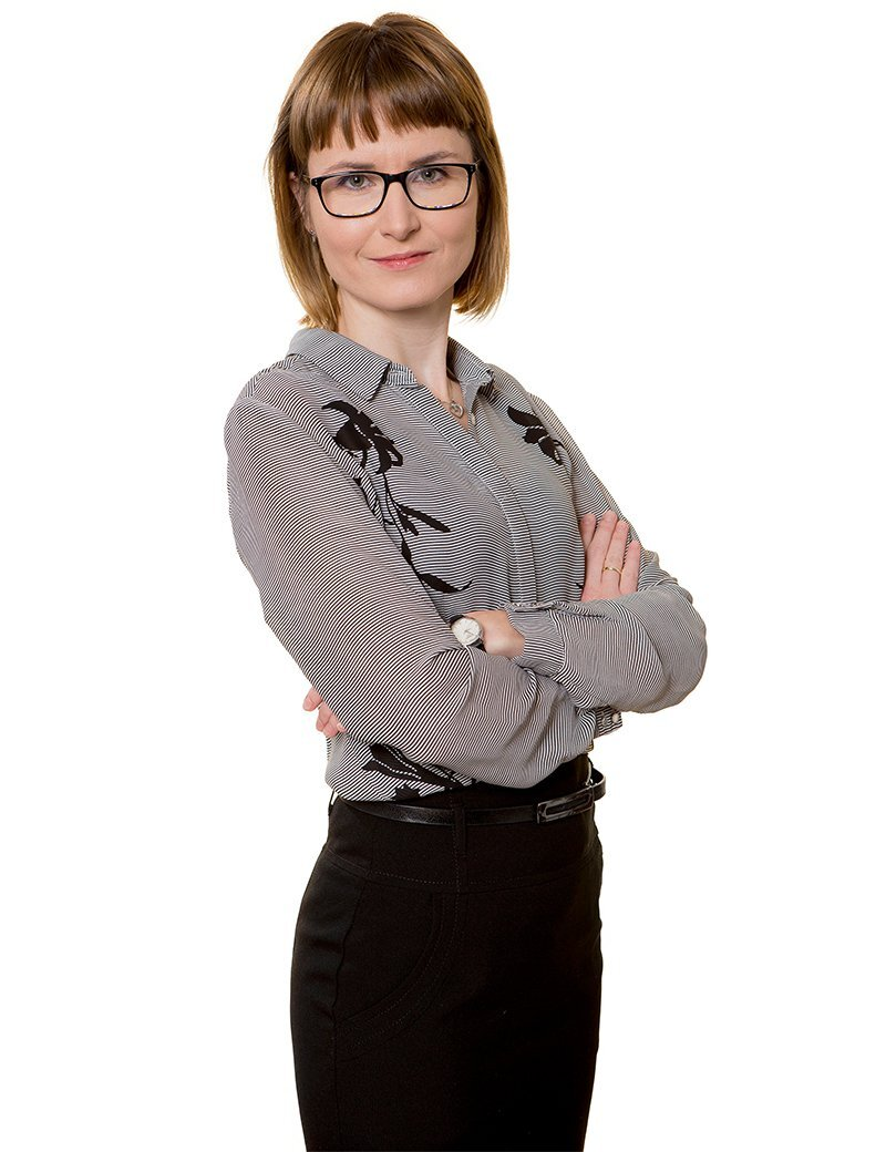 Dorota Muszyńska - Lekarz, specjalista psychiatra